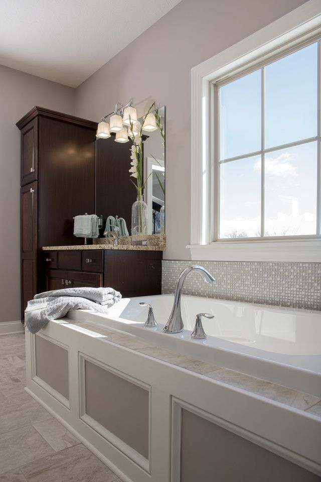 Best 25+ Drop in tub ideas on Pinterest | Built in ...