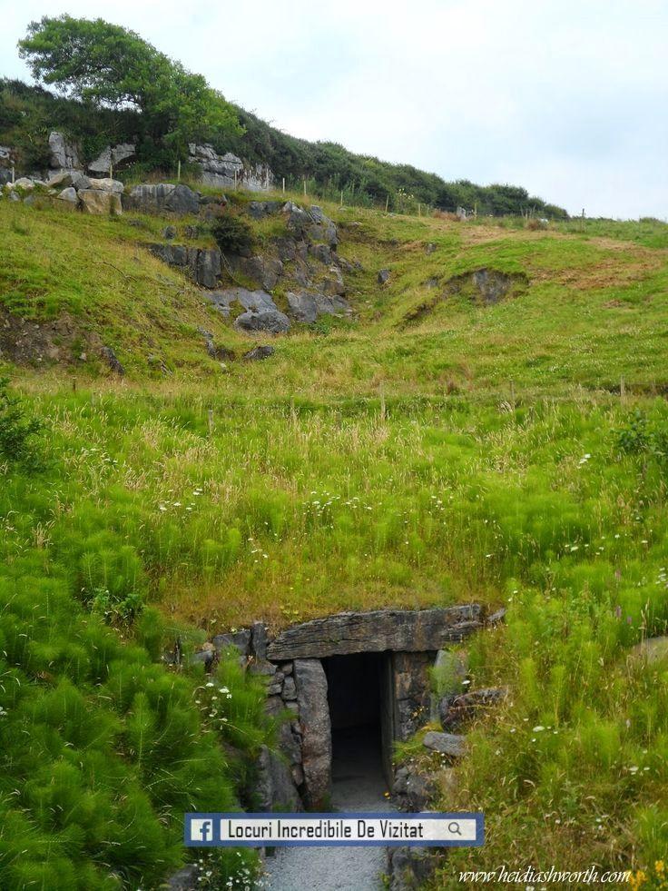 Intrarea în Peștera Doolin, Co Clare, Irlanda  Like & Share daca va place.