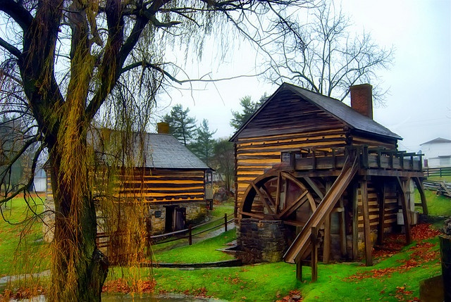 McCormick Grist Mill