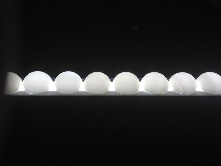Ping pong lighting. Pushing the boundaries keep lighting exciting.  #bespoke-lighting