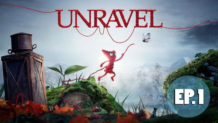 Unravel: Ep. 1 | Let's Play | Gaming MoonBunny