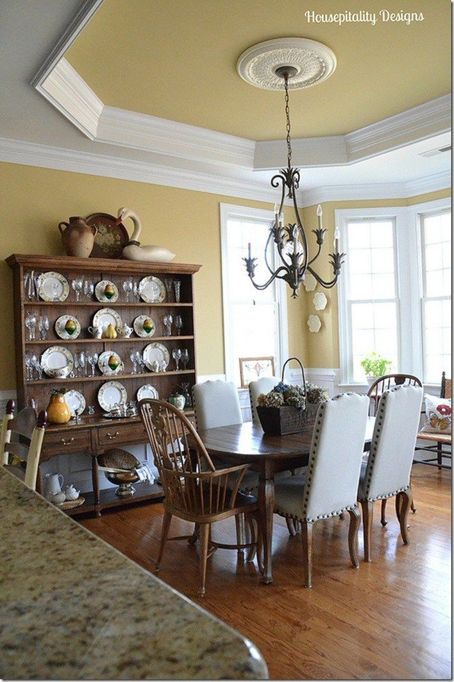 Feature Friday Housepitality Designs With Images Tray Ceiling