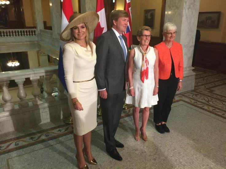 Staatsbezoek Canada dag 3 |