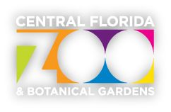 Central Florida Zoo & Botanical Gardens - 3755 NW Hwy 17-92 Sanford, FL   407.323.4450 | information@centralfloridazoo.org