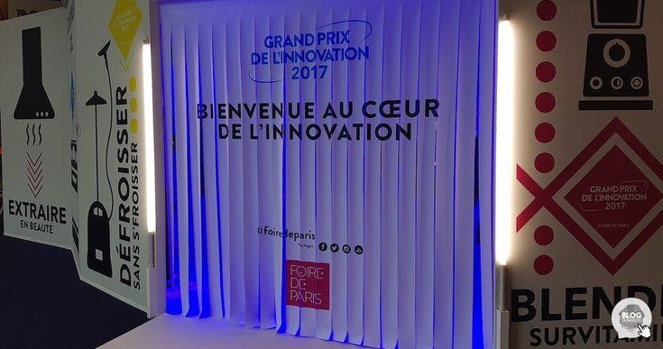 Foire de Paris 2017: la maison connectée au grand prix de l'innovation - http://blog.domadoo.fr/66374-foire-paris-2017-maison-connectee-grand-prix-innovation/