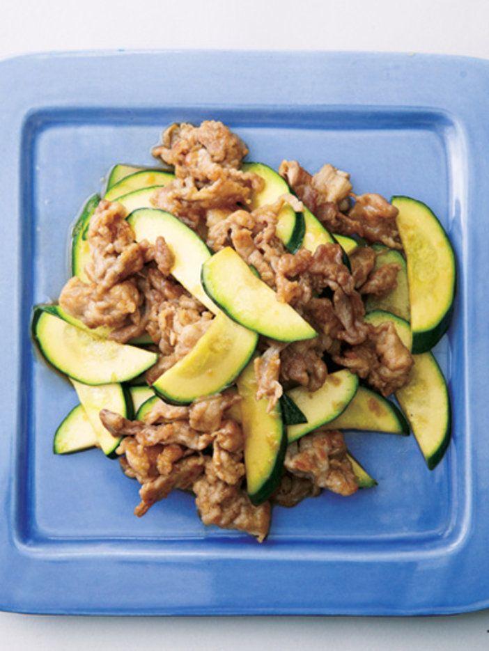 甘辛いたれとしょうがに肉がなじんで|『ELLE a table』はおしゃれで簡単なレシピが満載!