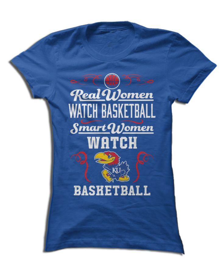 Kansas Jayhawks - Really Smart Women