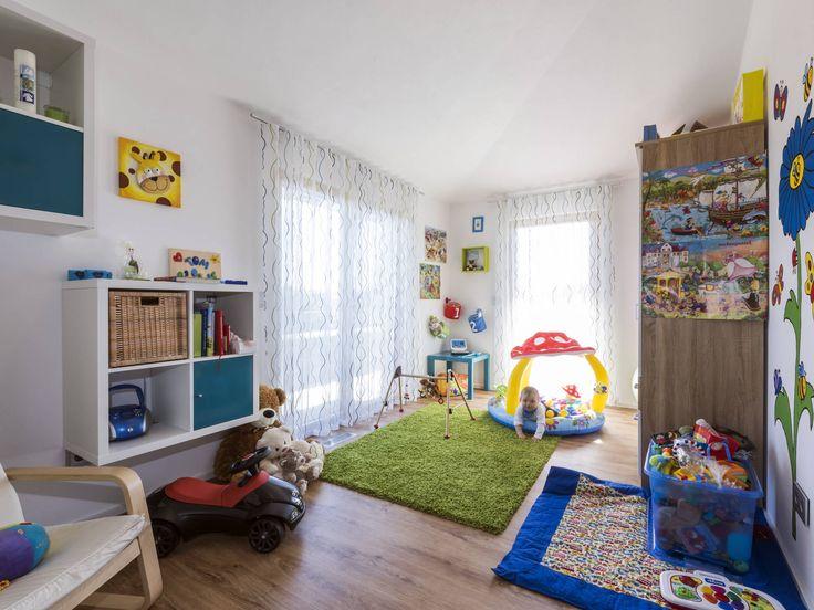 kinderzimmer in der stadtvilla dornhan von kitzlingerhaus mit musterhausnet traumhaus finden und einzigartige spielzimmer gestalten pinterest - Fantastisch Esspltze Weiss 3
