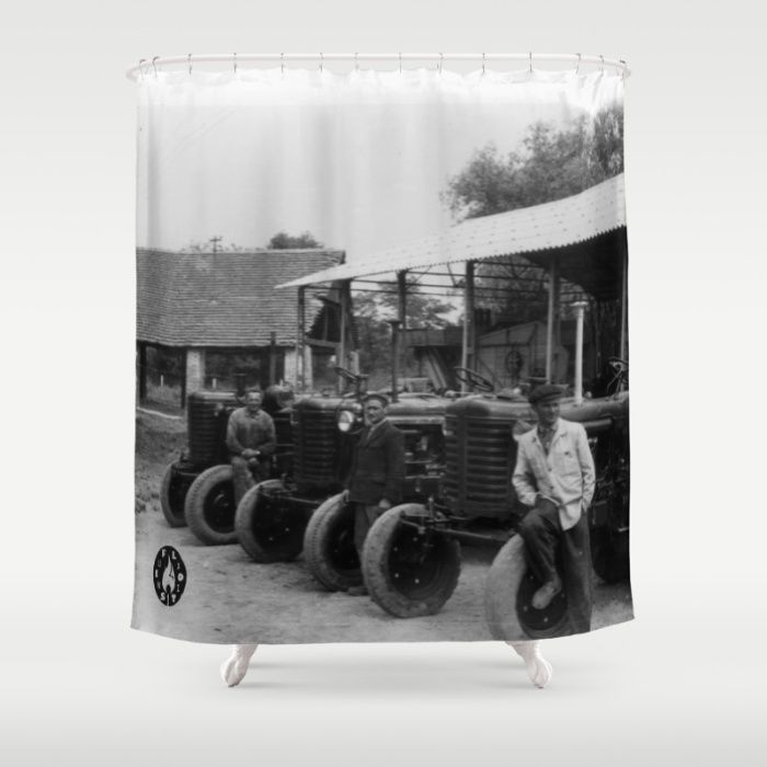 "yes, this is a shower curtain: ""Riders"" by Fluxionist on Society6"