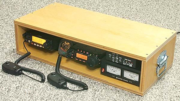 HAM radio go-kit.  I'd like to KNOW how to operate a HAM radio...but I'm just not sure I have the patience to LEARN...