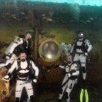 La Universidad de Miami opera la base subacuática Aquarius de Cayo Largo