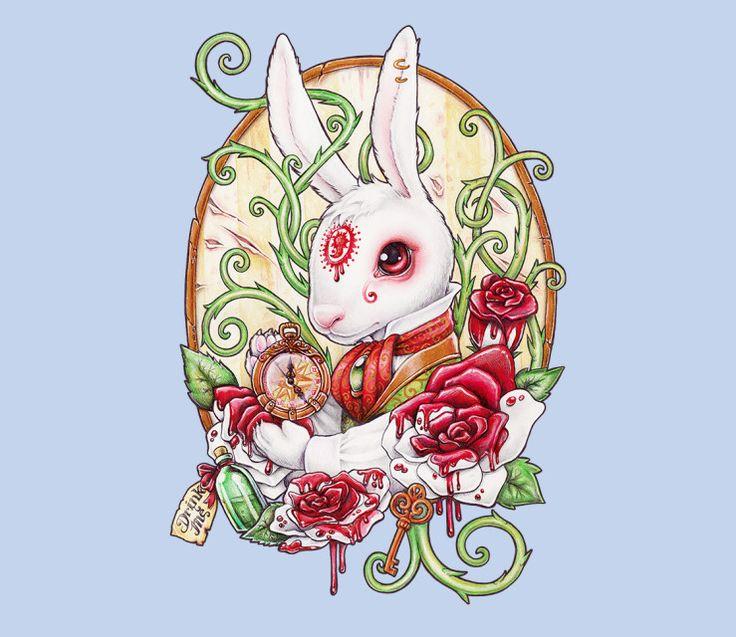 @teefury Rabbit Hole