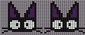 Tricksy Knitter por Megan Goodacre »Gráficos compartilhados:
