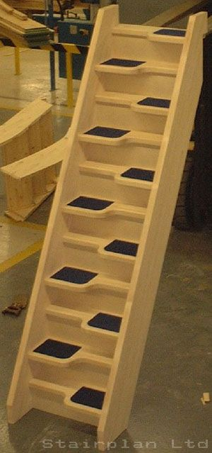 Spacesaver Staircases -