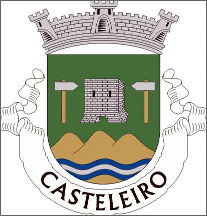 Brasão do Casteleiro