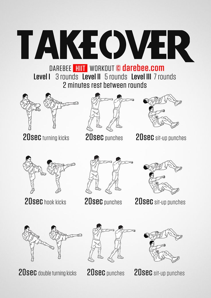 10 Best Images About Kickboxing Workout On Pinterest