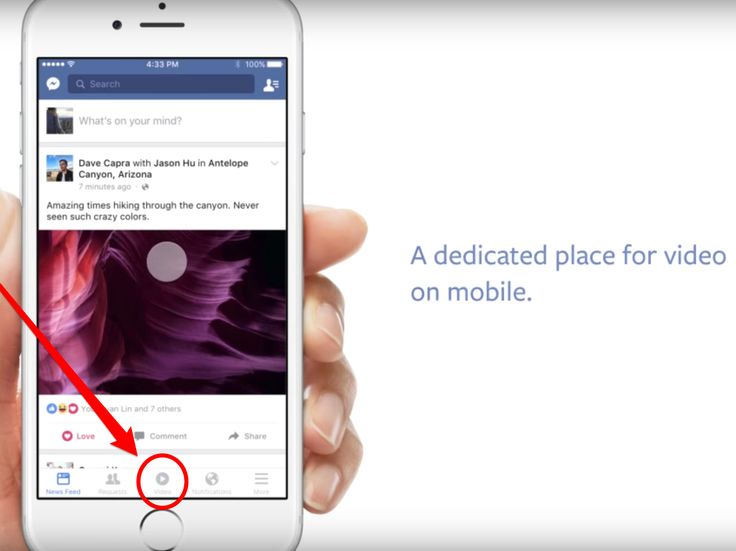 Morgan Stanley thinks the tiny video tab on the Facebook app will help it steal TV ad dollars (FB) #Correctrade #Trading #News