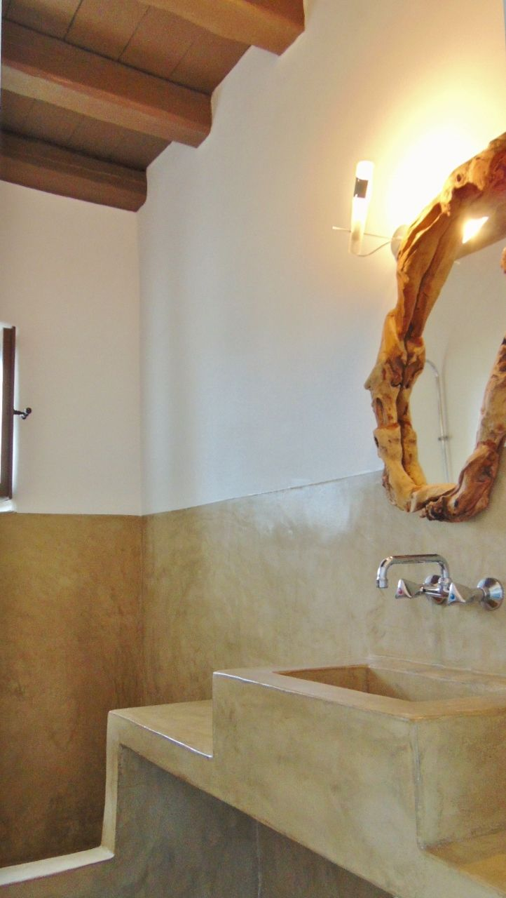 Olive suite - bathroom