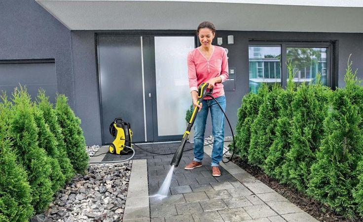 Saubere Fugen auf Terrassen und Wegen