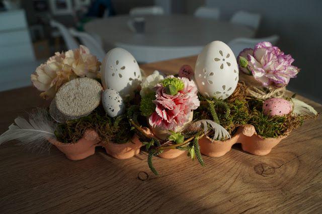 Wielkanocny stroik