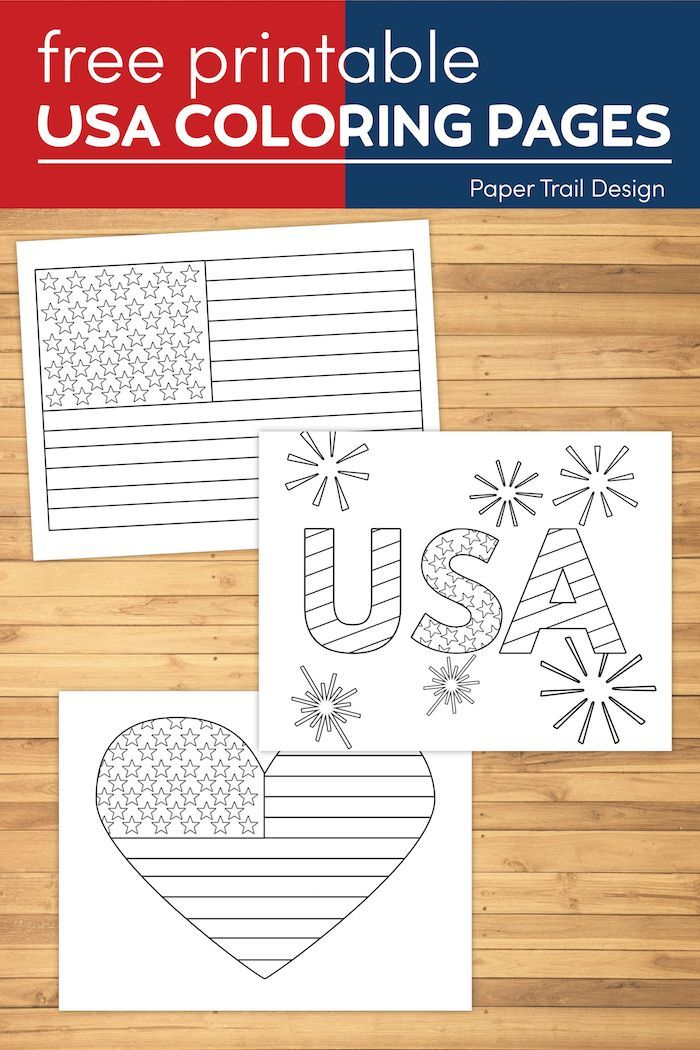 Free Printable 4th Of July Coloring Pages American Flag Coloring Page Flag Coloring Pages Fourth Of July Crafts For Kids