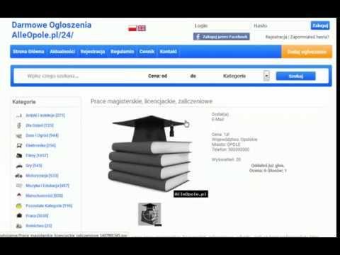 Darmowe ogłoszenia Opole kategoria Muzyka i Edukacja - www.AlleOpole.pl/24/ http://www.alleopole.pl/24/