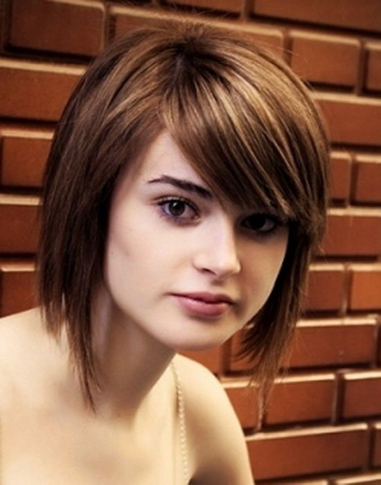 Incredible 1000 Images About Unique Haircuts For The Square Shaped Face On Short Hairstyles For Black Women Fulllsitofus