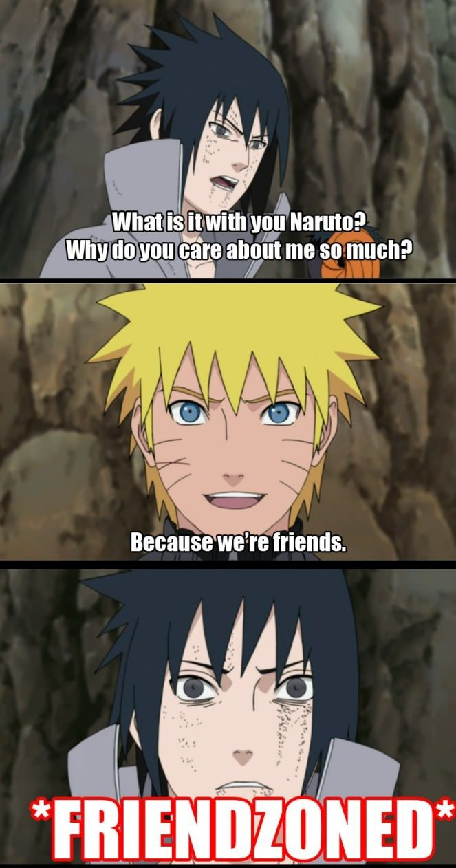 I love Naruto in that Picture! :P