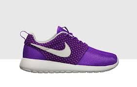 My fav colour is purple..and these Nike running trainers are perfect for running and gym!