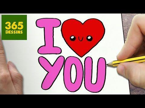 25 best ideas about dessin coeur on pinterest - Dessin facile a faire etape par etape ...