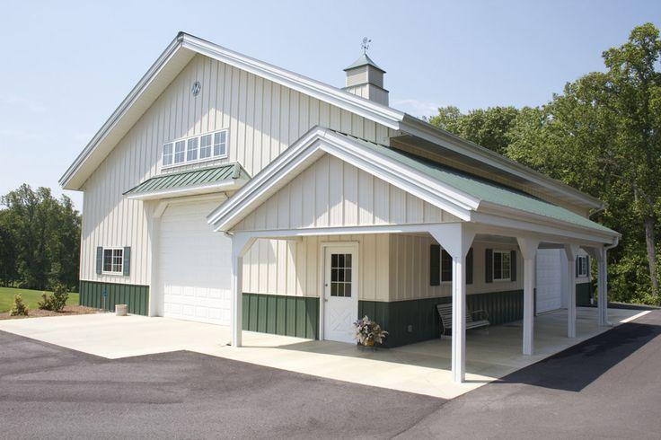 582 best images about shop on pinterest ultimate garage for Morton building with basement