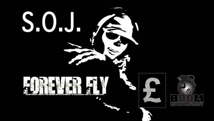 Forever Fly - S.O.J. (prod: Dreamdrumkool) Directed by Ase Boom