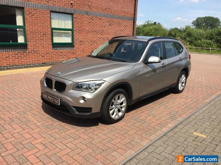 FOR SALE: BMW X1 X Drive 2.0 Diesel Sport 5 Door Estate IMMACULATE !! #bmw #x1 #forsale #unitedkingdom