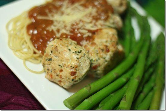 Italian Turkey Meatballs With Sun-Dried Tomato And Basil Recipes ...