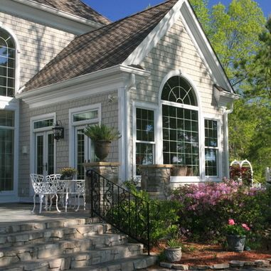 Addition With Gable Roof Design Ideas, Pictures, Remodel and Decor