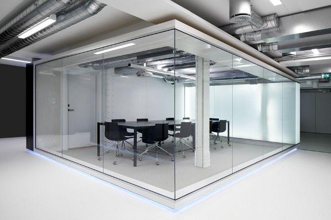 Netlife Research Office — Eriksen Skajaa Arkitekter [Norway]