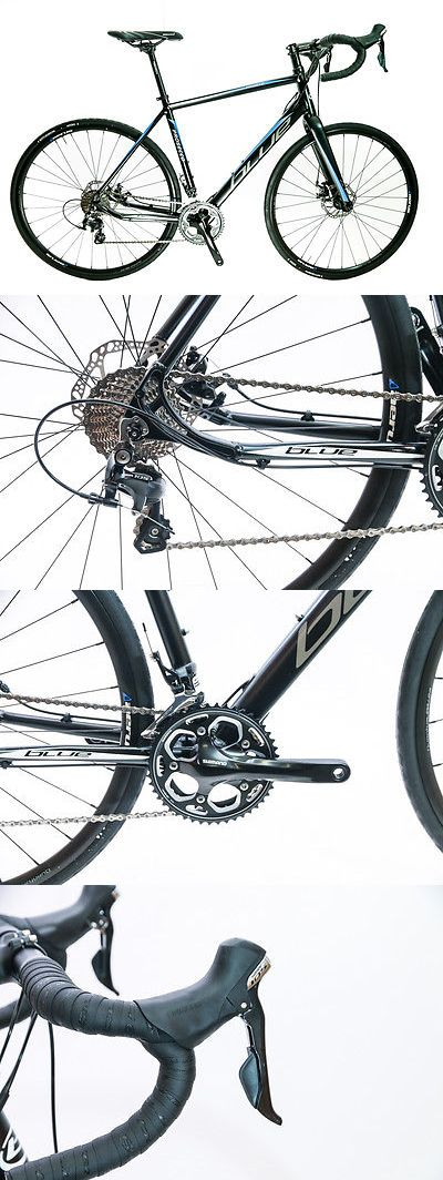 Bicycles 177831: Blue Prosecco Al 700C Gravel Cyclocross Road Bike Shimano 5800 105 11S Disc New -> BUY IT NOW ONLY: $788.72 on eBay!