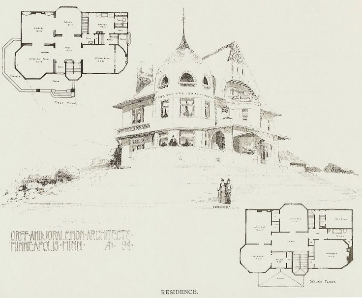 859 best architecture and design pre 1916 images on for Pre drawn house plans