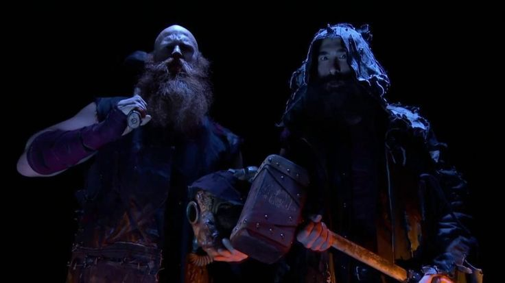 The Bludgeon Brothers (Luke Harper and Erick Rowan) are headed to WWE Smackdown