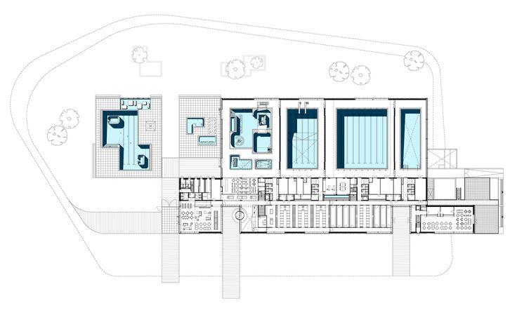 Gallery - Multifunctional swimming pool complex De Geusselt / Slangen+Koenis Architects - 23