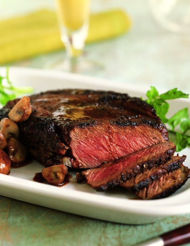Morton's Steakhouse Copycat Recipes: Cajun Ribeye
