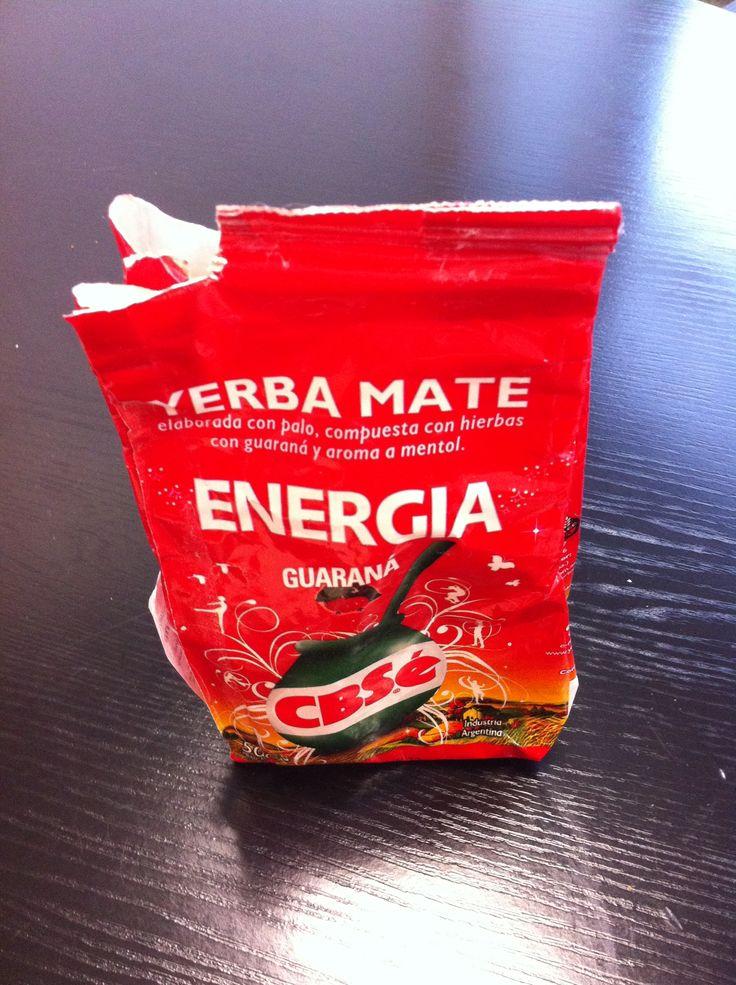 Cbce energia guarana yerba mate #pijumate