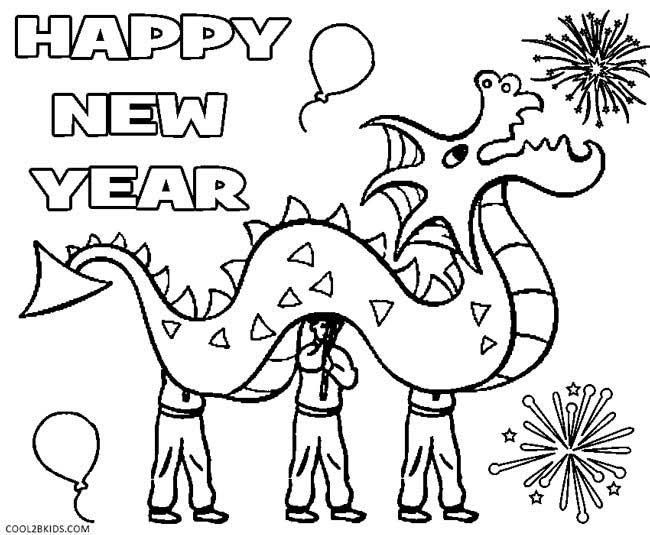 Chinese New Year Coloring Pages For Kids And Adults In 2020 In 2020 New Year Coloring Pages Dragon Coloring Page Chinese New Year Crafts