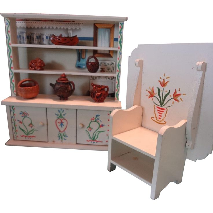 32 Best Tynietoy Dollhouse Furniture Images On Pinterest