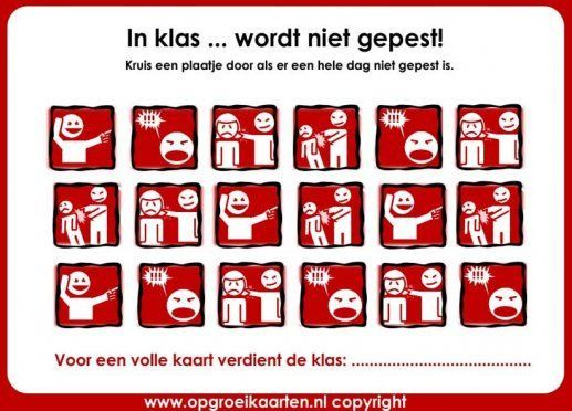 Pesten, plagen afspraken maken :: wij-pesten-niet.yurls.net