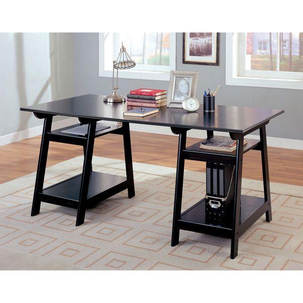 Trestle Desk - Overstock™ Shopping - Great Deals on Coaster Desks