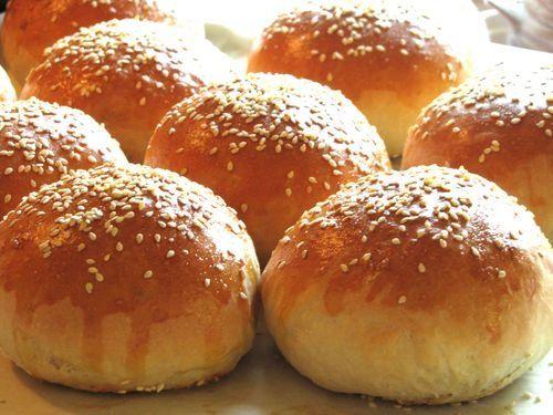 Hamburger zsemle | Gabojsza konyhája
