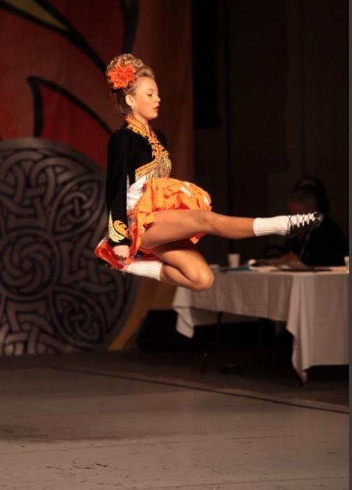 Joely Bernier, Goggin-Carroll school, Windsor Ontario Worlds 2013 watched her at a feis she's so good