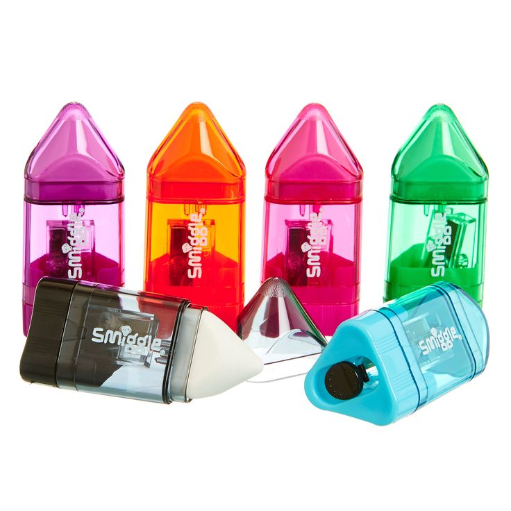 Image for Pencil Sharpener from Smiggle UK Purple
