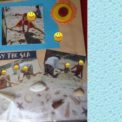 Decorando páginas de scrapbooking #scrapbooking, #fotos #decorar #albumes http://abt.cm/1ovT6CO